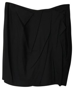 Trina Turk Mini Skirt Black