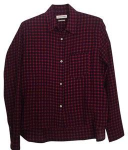 toile Isabel Marant Button Down Shirt