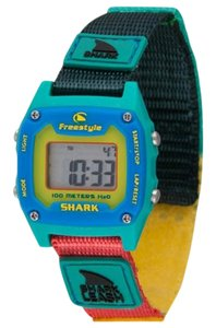 Freestyle 10022926 Shark Multicolor Nylon Bracelet With Grey Digital Dial