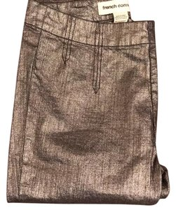French Connection Skinny Pants silver