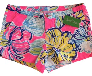 Lilly Pulitzer Mini/Short Shorts Swept by the Tides
