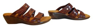 Other Comfortable Slip Casual Brown Sandals