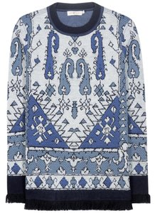 Tory Burch Tapestry Sweater