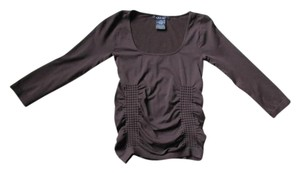Laundry by Shelli Segal Top Brown