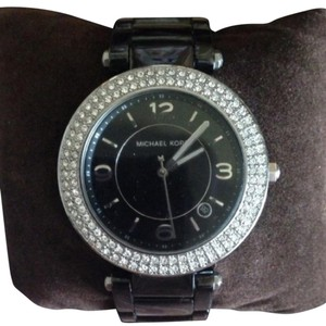 22a67380dc1d Black Michael Kors Watches - Up to 70% off at Tradesy (Page 3)