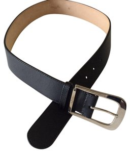 Dior Oversized Buckle Leather