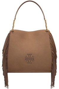 Tory Burch Tote in otter brown