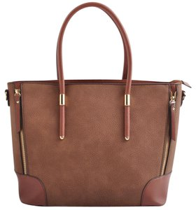 USO COUTURE Tote in Brown