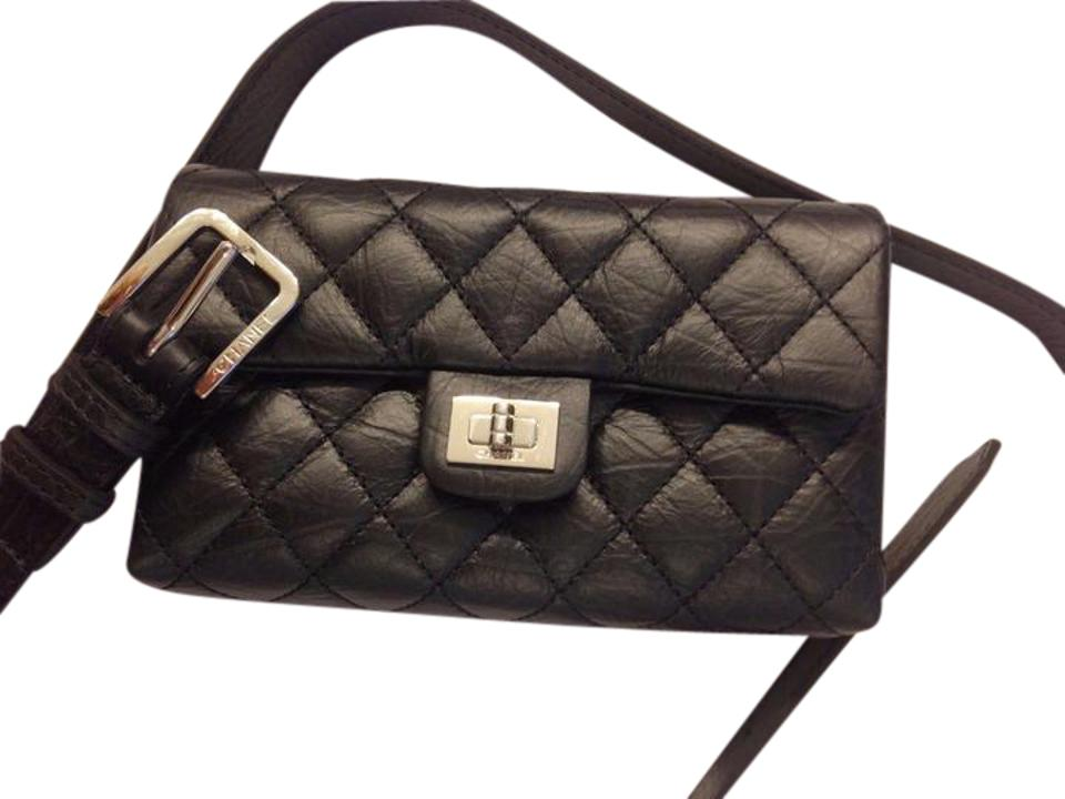 78942cef624d Chanel Waist Fanny Pack Belt Quilted Classic Cross Body Bag Image 0 ...