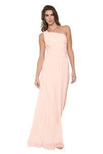 Monique Lhuillier Blush Emma Dress