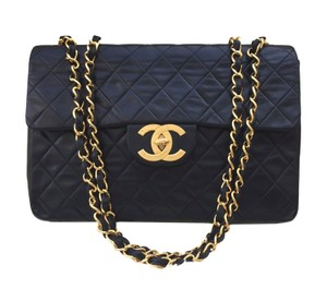 Chanel Boy Caviar Medium Hermes Double Flap Shoulder Bag