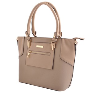 Designer Bag USO COUTURE Fashionforwomen Fashion2017 Bags2107 Tote in Beige
