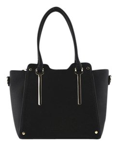 USO COUTURE Handbag 2017 Luxury Tote in Black