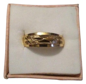 Other Adjustable Rose Gold Band Ring