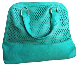 Urban Expressions Satchel in Green