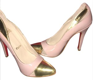 Christian Louboutin Blush Pumps