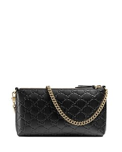 Gucci Wristlet in BLACK