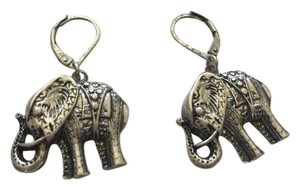 Free People Elephant Earrings