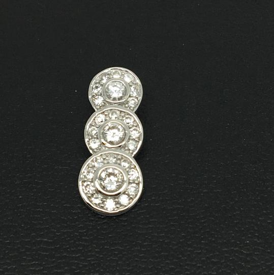 Other 925 Sterling Silver CZ Pendant