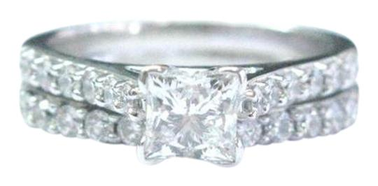 Preload https://img-static.tradesy.com/item/21024513/18kt-princess-and-round-cut-diamond-engagement-white-gold-set-120ct-ring-0-1-540-540.jpg