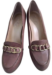Marc Fisher Light Brown / Light Tobacco Pumps