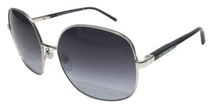 Burberry CUTE NEW SILVER BURBERRY SUNGLASSES B 3070 1005/8G FREE 3 DAY SHIPPING