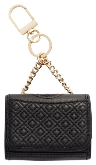 Preload https://img-static.tradesy.com/item/21024763/tory-burch-black-fleming-lil-fleming-nappa-leather-bag-charm-0-1-540-540.jpg