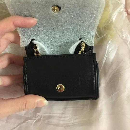 Tory Burch 'Lil Fleming' Nappa Leather Bag Charm
