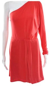 Rachel Zoe short dress Orange on Tradesy