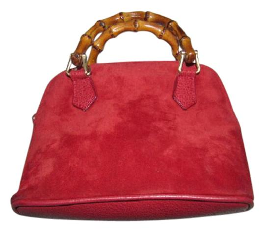 Preload https://img-static.tradesy.com/item/21025051/gucci-vintage-pursedesigner-purses-true-red-suede-body-and-leather-accents-leathersuede-with-bamboo-0-1-540-540.jpg