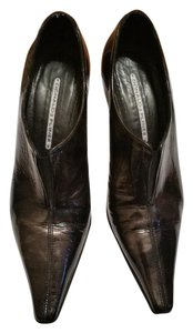 Donald J. Pliner bronze/black Pumps