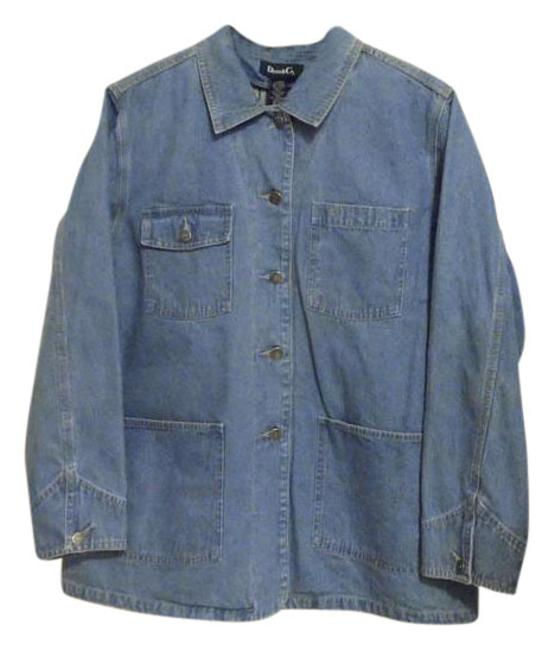 Preload https://img-static.tradesy.com/item/21025318/denim-and-co-blue-outer-14l-size-14-l-0-1-650-650.jpg