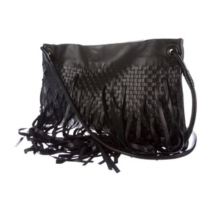 Intrecciato Cross Body Bag