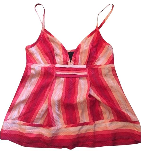 Preload https://item1.tradesy.com/images/marc-by-marc-jacobs-red-and-pink-silk-night-out-top-size-8-m-2102580-0-0.jpg?width=400&height=650
