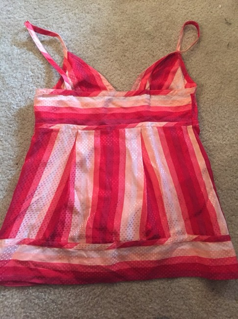 Marc by Marc Jacobs Top Red & Pink
