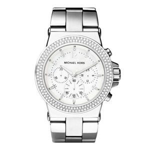 Michael Kors NWT MICHAEL KORS Dylan Glitz Oversized Watch MK5385