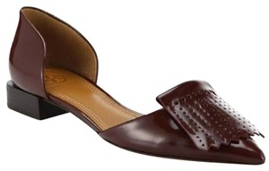 Tory Burch Loafer OXBLOOD Flats