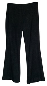Ann Taylor Trouser Pants Black/Grey