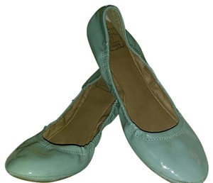 Lucky Brand Turquoise Flats