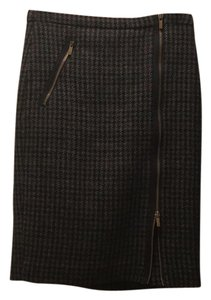 J.Crew Skirt Houndstooth