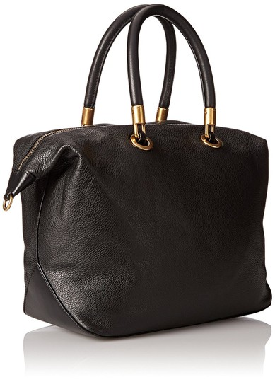 Marc by Marc Jacobs Too Hot To Handle Shoulder Satchel in Black