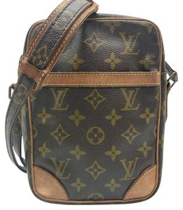 Louis Vuitton Danube Monogram Cross Body Bag