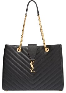 Saint Laurent Monogram Ysl Large Shoulder Bag
