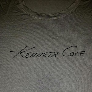 Kenneth Cole T Shirt Taupe
