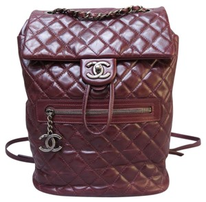 Chanel Paris-salzburg Mountain Backpack