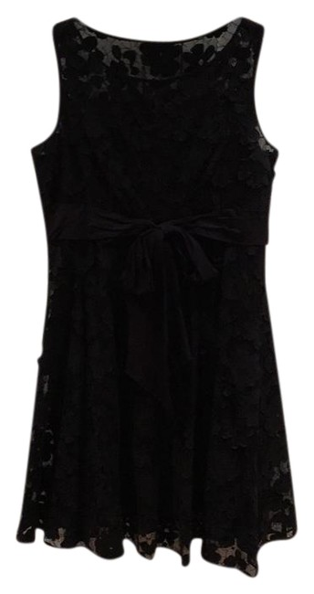 Preload https://img-static.tradesy.com/item/21026340/adrianna-papell-black-mid-length-cocktail-dress-size-16-xl-plus-0x-0-1-650-650.jpg