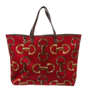 Gucci Tote in Dark Red
