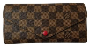 Louis Vuitton Brand New Josephine Wallet Damier Ebene
