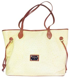 Valentina Tote in yellow