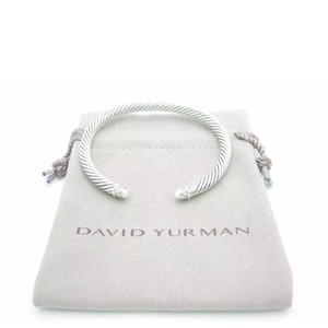 David Yurman cable cuff bracelet( 2 available )